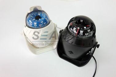 LED Denizli Plastik Deniz Deniz Botu Pusulası Beyaz / Siyah